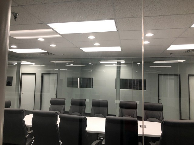 Custom Commercial Interiors Houston TX