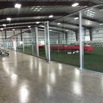 Metal Buildling - Enclosed Soccer Arena in League City, TX